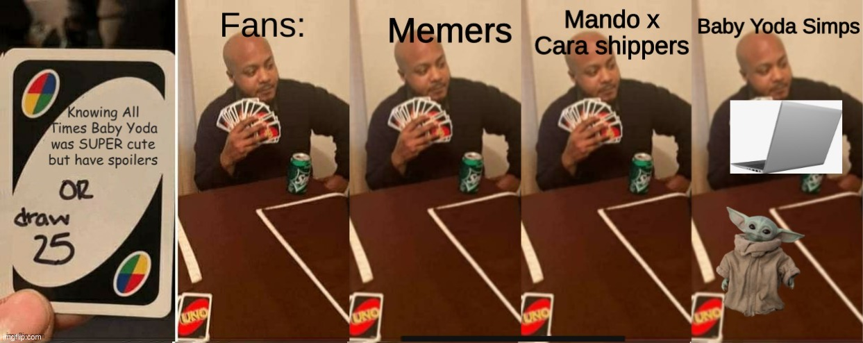No Spoilers tho | image tagged in memes,uno draw 25 cards | made w/ Imgflip meme maker