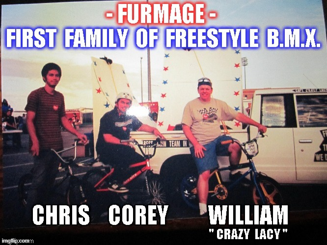 Furmage Freestyle BMX | image tagged in furmage,furmlife,vans,crazylacy,bmx | made w/ Imgflip meme maker