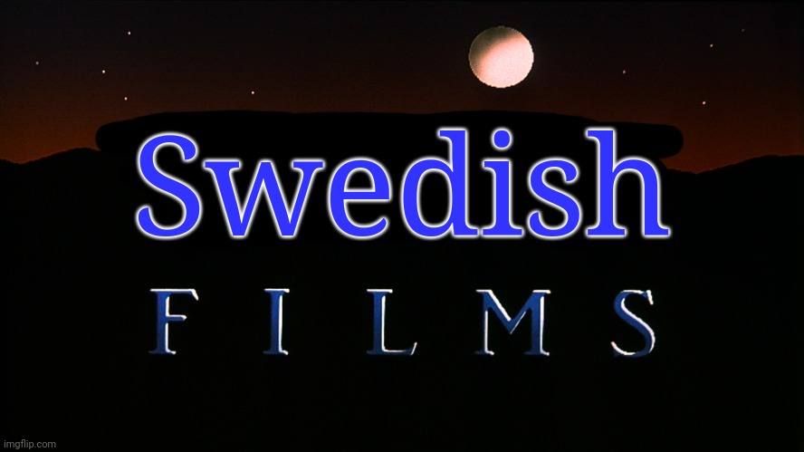 Wolf Films Logo (1989-2011) | Swedish | image tagged in wolf films logo 1989-2011 | made w/ Imgflip meme maker