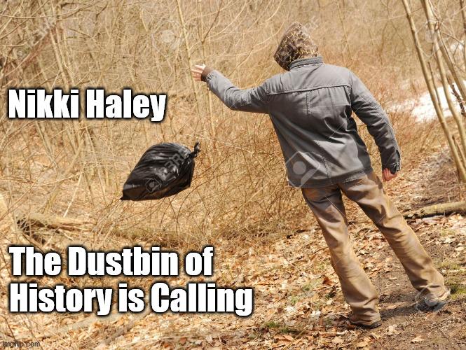Image result for nikki haley turncoat meme