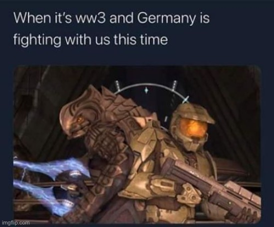 Imagine | image tagged in halo | made w/ Imgflip meme maker