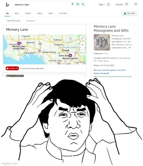Huh?! | image tagged in memes,jackie chan wtf,memory,funny,wait what | made w/ Imgflip meme maker