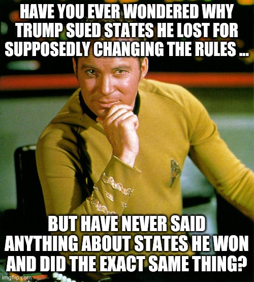 "Trumpanzee ""fairness "" 