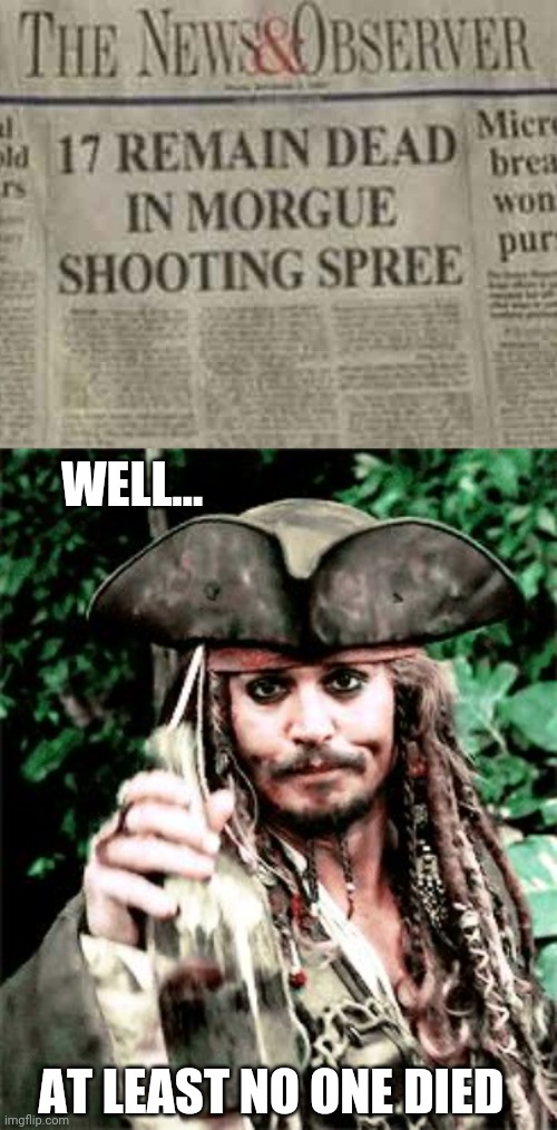 """REMAIN"" DEAD 