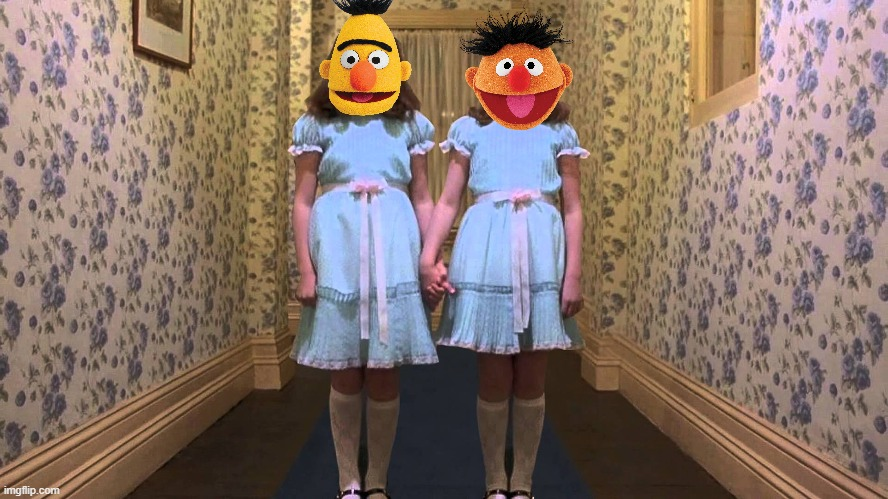 """Come Play With Us!"" 