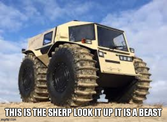 THIS IS THE SHERP LOOK IT UP IT IS A BEAST | made w/ Imgflip meme maker