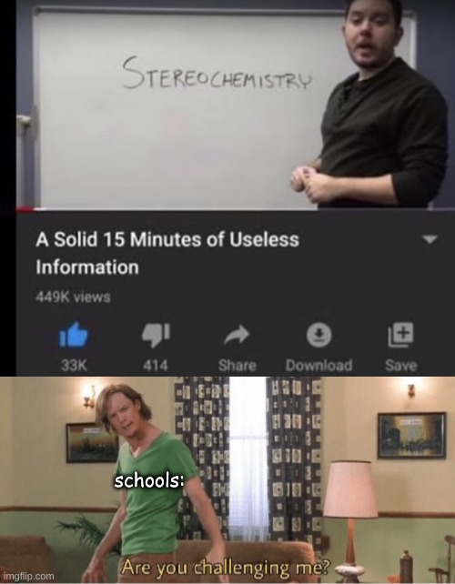 schools: | image tagged in are you challenging me,memes,funny,schools,usless,shaggy | made w/ Imgflip meme maker