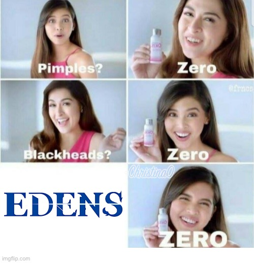 Anyone excited about the anime adaptation of Edens Zero? | image tagged in pimples zero,anime,edens zero,hiro mashima,manga,edens zero meme | made w/ Imgflip meme maker