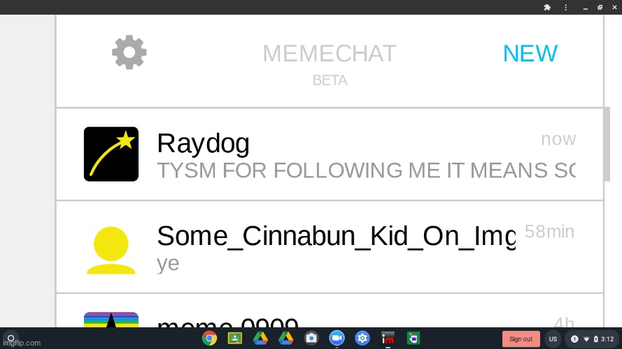 OMG the #1 user is following me RAYDOG!!!!!!! | image tagged in raydog,no way,wow,omg,how | made w/ Imgflip meme maker