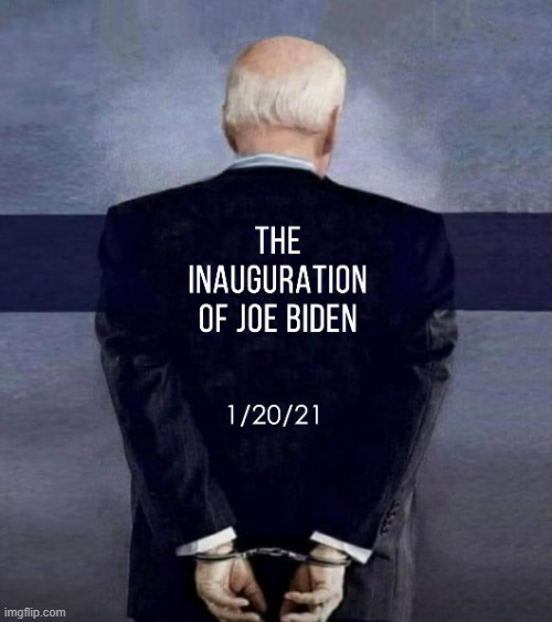 You are cordially invited to... | image tagged in joe biden,inauguration,memes | made w/ Imgflip meme maker