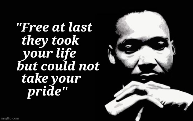 """In the name of love"" - U2 