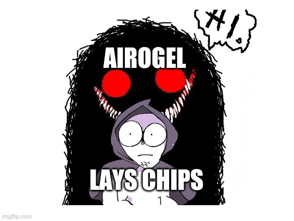 AIROGEL LAYS CHIPS | made w/ Imgflip meme maker