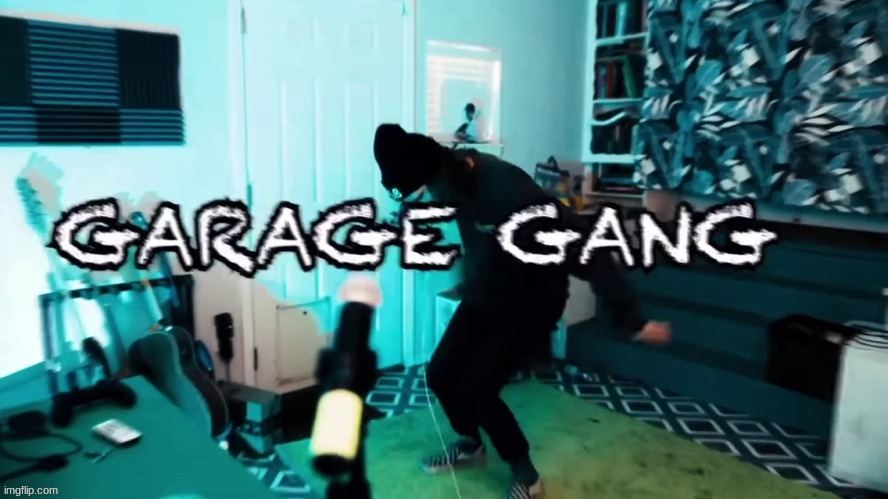 I am true garage | made w/ Imgflip meme maker