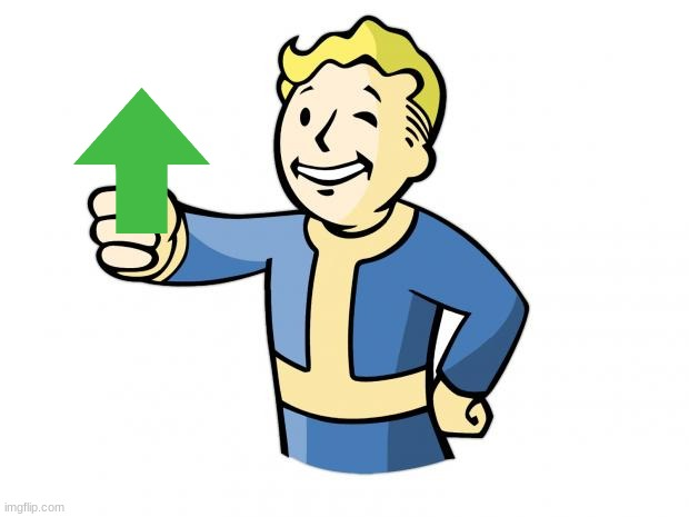 image tagged in fallout vault boy | made w/ Imgflip meme maker