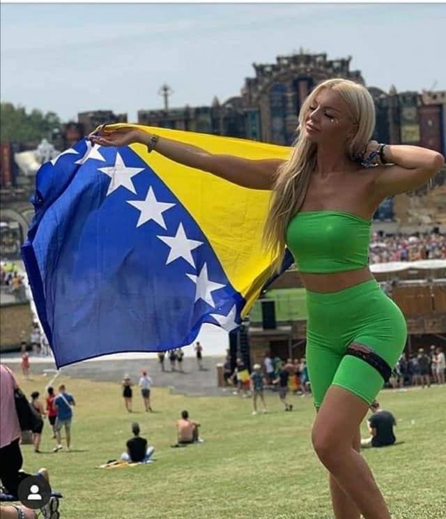 Girl bosnian Bosnian Women: