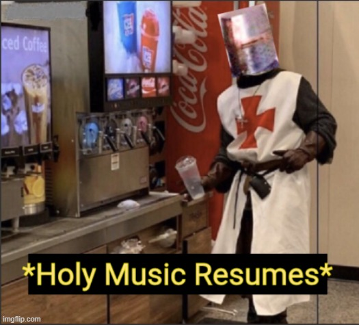 Holy Music Resumes | image tagged in holy music resumes | made w/ Imgflip meme maker