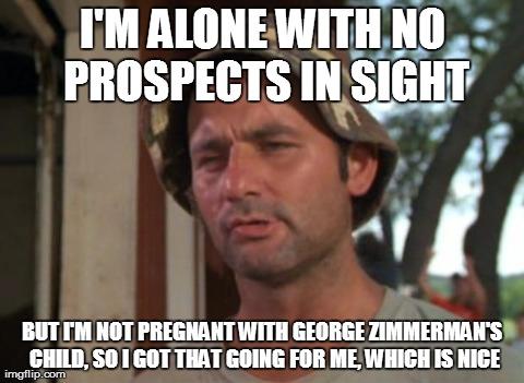 4xfg2 til george zimmerman can get dates imgflip,George Zimmerman Memes