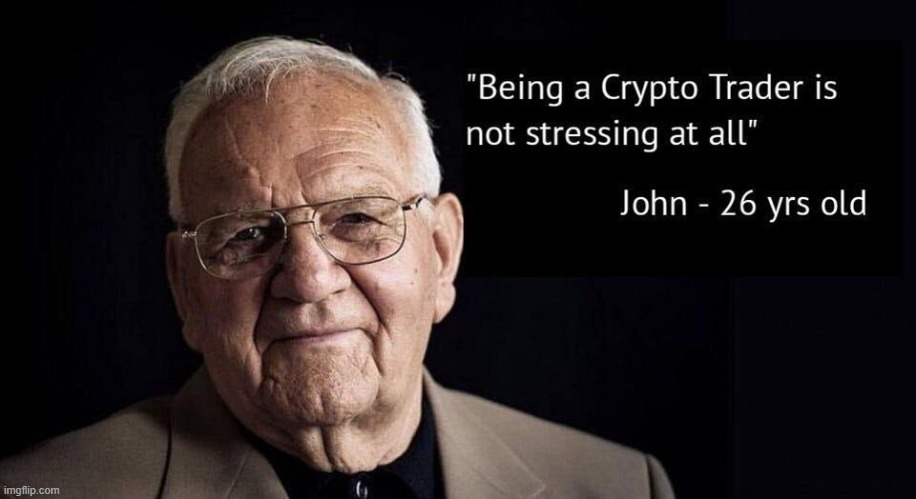 Facts | image tagged in stress,funny,memes,cryptocurrency,trading,bitcoin | made w/ Imgflip meme maker
