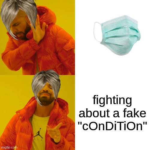"Karens Be  Like |  fighting about a fake ""cOnDiTiOn"" 