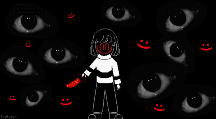 Creepy Chara | made w/ Imgflip meme maker
