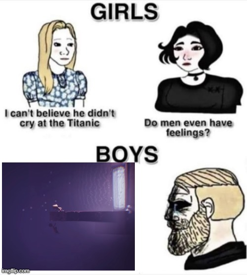 this makes me cry | image tagged in do men even have feelings,memes | made w/ Imgflip meme maker