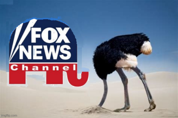 FOX NEWS a head above down under. | image tagged in fox news | made w/ Imgflip meme maker