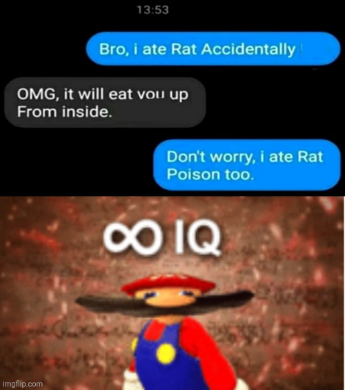 Smort | image tagged in infinite iq,funny,memes | made w/ Imgflip meme maker