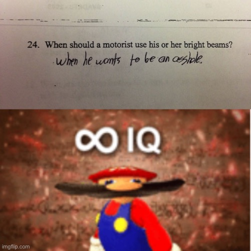 Smrt | image tagged in infinite iq,memes,funny,stupid test answers,funny test answers,tests | made w/ Imgflip meme maker