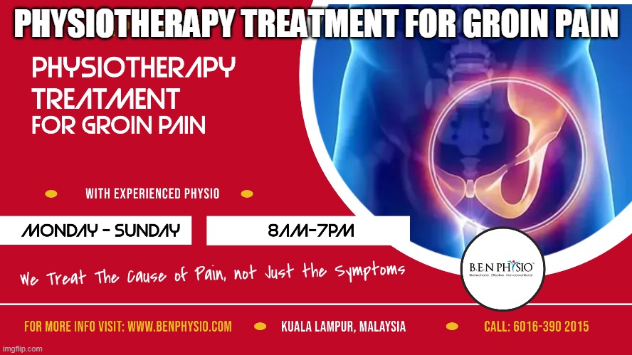 Physiotherapy Treatments for Foot Pain |  PHYSIOTHERAPY TREATMENT FOR GROIN PAIN | image tagged in physiotherapy treatments for foot pain,online physiotherapy treatment | made w/ Imgflip meme maker