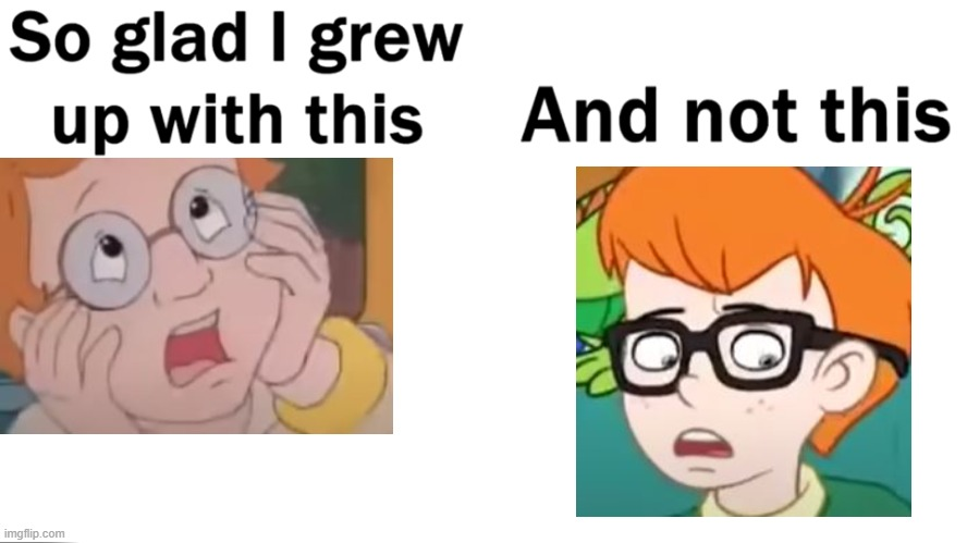 Magic school bus | image tagged in so glad i grew up with this | made w/ Imgflip meme maker