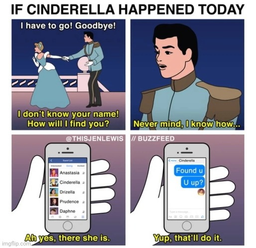 Isn't mine but its too tru too tru!!! | image tagged in cinderella,technology,social media | made w/ Imgflip meme maker