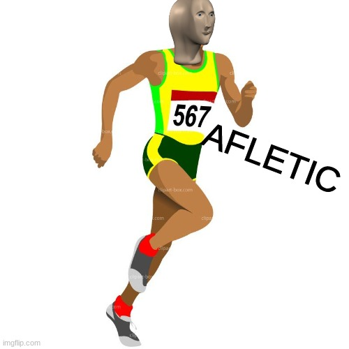 AFLETIC | made w/ Imgflip meme maker