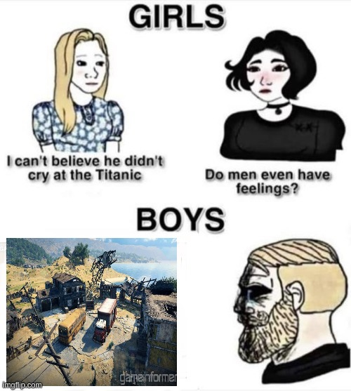 Do boys even have feelings | image tagged in do boys even have feelings | made w/ Imgflip meme maker