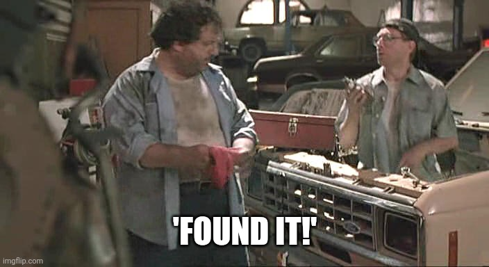 'FOUND IT!' | made w/ Imgflip meme maker