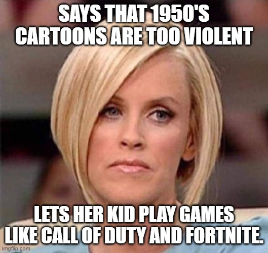 "Didn't we used to call Karen's ""Soccer Moms""? 