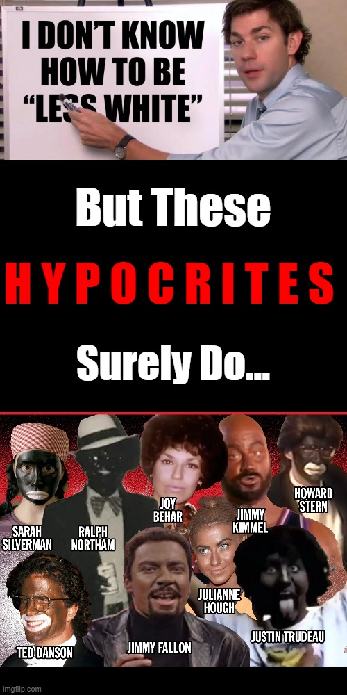 Most of Us Had Moved Well Past Skin Color, Except for the REAL Racists... |  But These; H Y P O C R I T E S; Surely Do... | image tagged in politics,democratic party,liberal hypocrisy,racists | made w/ Imgflip meme maker