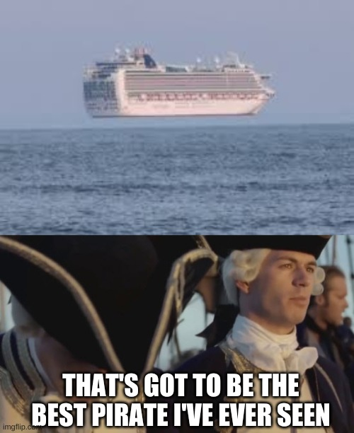 THAT'S GOT TO BE THE BEST PIRATE I'VE EVER SEEN | image tagged in best pirate i've ever seen | made w/ Imgflip meme maker