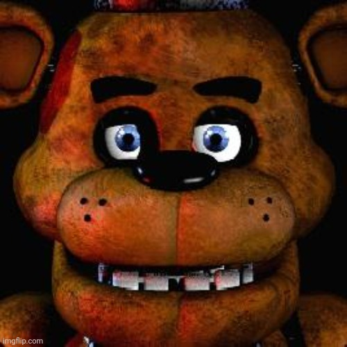 Five Nights At Freddys | image tagged in five nights at freddys | made w/ Imgflip meme maker