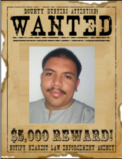 Wanted stupid farhanazlan64 | image tagged in wanted poster,3 idiots | made w/ Imgflip meme maker