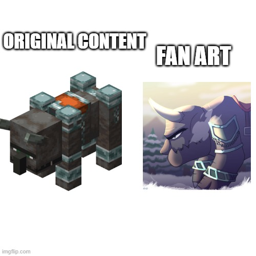 Ravager vs Ravager Fan Art |  ORIGINAL CONTENT; FAN ART | image tagged in memes,blank transparent square | made w/ Imgflip meme maker