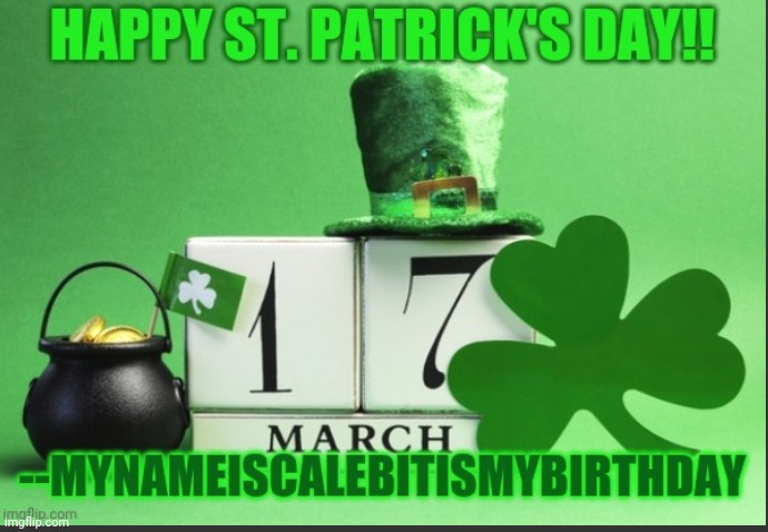 Happy st pattys day | image tagged in st patrick's day | made w/ Imgflip meme maker