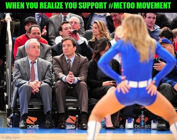 Sticky situation |  WHEN YOU REALIZE YOU SUPPORT #METOO MOVEMENT | image tagged in metoo,international women's day | made w/ Imgflip meme maker