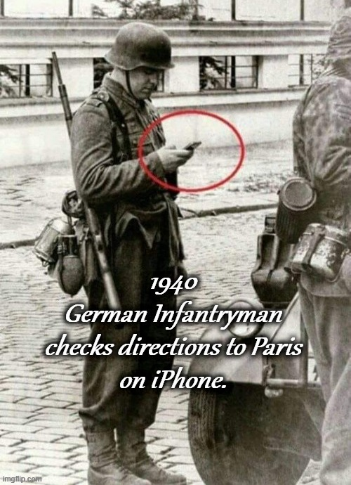 1940 | image tagged in iphone | made w/ Imgflip meme maker