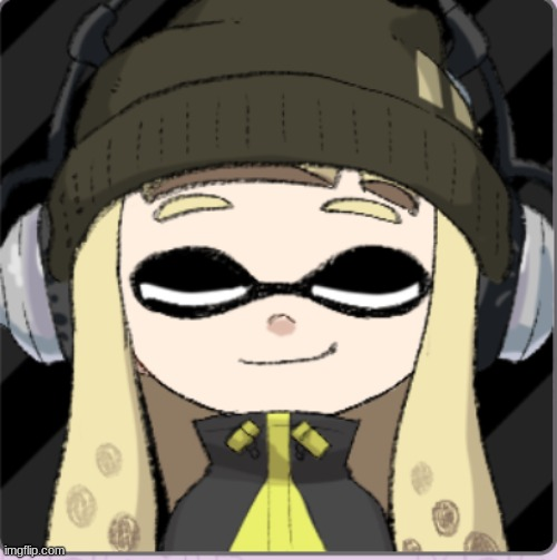 I think her name is Dola | image tagged in dola,splatoon | made w/ Imgflip meme maker
