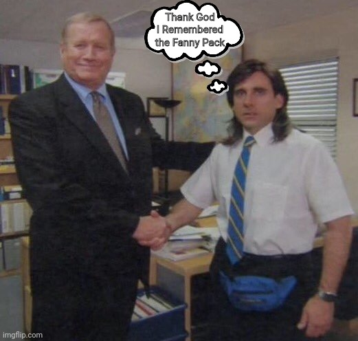 """Congratulations Michael"" 