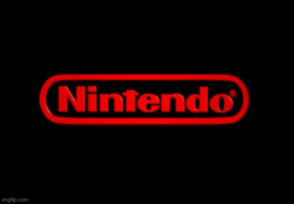 image tagged in nintendo logo | made w/ Imgflip meme maker