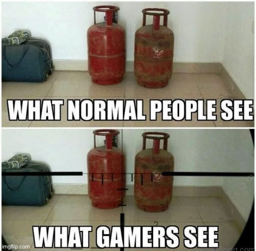 COD gamers be like | image tagged in cod,call of duty,sniper scope | made w/ Imgflip meme maker