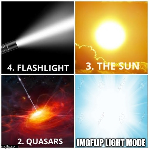 just made this in the middle of class enjoy. |  IMGFLIP LIGHT MODE | image tagged in imgflip,too bright | made w/ Imgflip meme maker