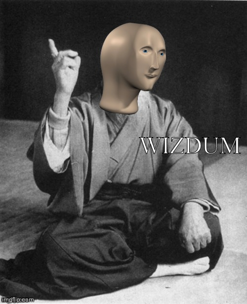 Wizdum | image tagged in wizdum | made w/ Imgflip meme maker