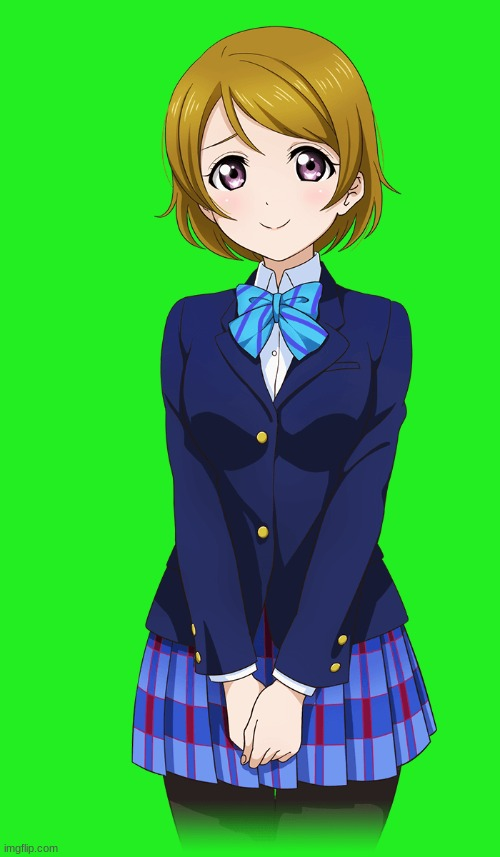 Round, Thicc,  and cute | image tagged in love live | made w/ Imgflip meme maker